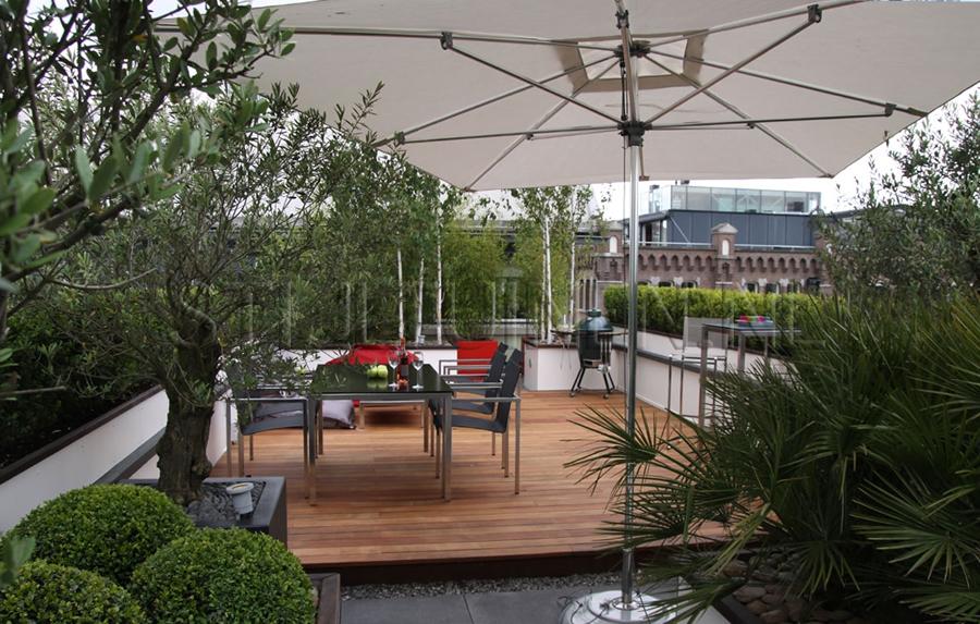 Stijltuinen ontwerpt en realiseert tuinen u hydrocultuur planten